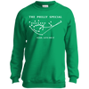 Philly Special Lets Do It Youth Crewneck Sweatshirt
