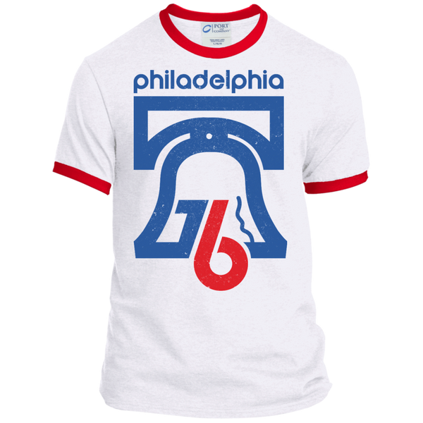 Philly 76 Adult Ringer Tee - Generation T