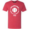 Retro 1980 Phils Inspired Champs Men's Triblend T-Shirt