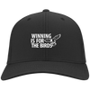 Winning Is For The Birds Youth Dri-Fit Nylon Cap