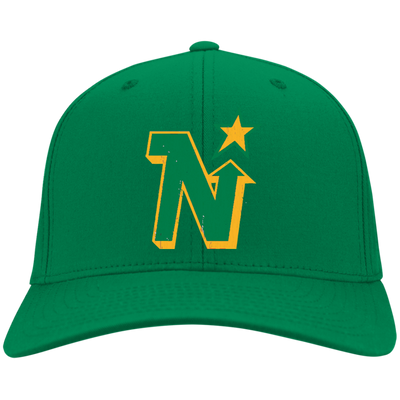 Retro Minnesota North Stars Twill Cap - Generation T