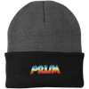 Prism Embroidered Knit Cap - Generation T