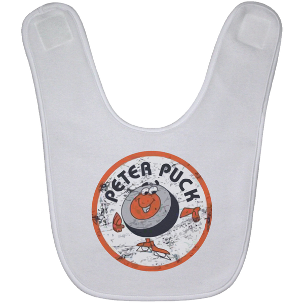 Peter Puck Baby Bib - Generation T