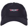 Philadelphia Top Gun Inspired Brushed Twill Unstructured Dad Cap