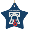 Philly 1976 Ceramic Star Ornament - Generation T
