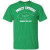 Philly Special Youth Green T-Shirt - Generation T