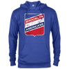 Retro Brooklyn Americans French Terry Hoodie - Generation T
