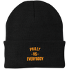 Philly vs. Everybody Embroidered Knit Cap