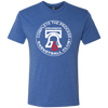 Complete The Process Men's Triblend T-Shirt