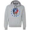 Stealadelphia Hoops Inspired Heavyweight Pullover Fleece Sweatshirt