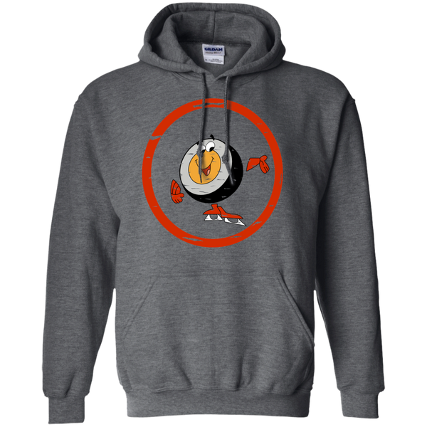 Peter Puck Retro Pullover Hoodie - Generation T