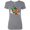 Mascot Brothers Ladies' Triblend T-Shirt