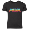 Retro Prism Next Level Youth Triblend Crew - Generation T