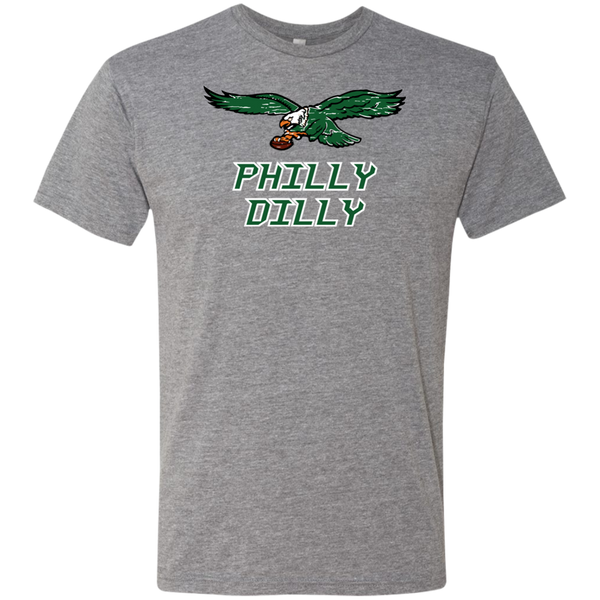 Philly Dilly Unisex Triblend T-Shirt