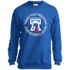 Trust the Process Hoops Club Youth Crewneck Sweatshirt