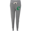 Retro Old School E Ladies' Fleece Jogger