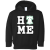 Philly Is Home Football Edition Toddler Fleece Hoodie