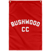 Bushwood Country Club Inspired Sublimated Wall Flag
