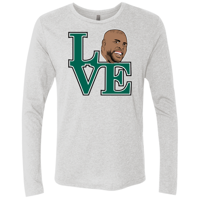 Reggie Love Next Level Men's Triblend LS Crew - Generation T