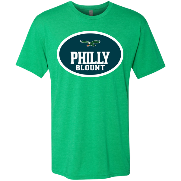 Philly Blount Inspired Men's Triblend T-Shirt