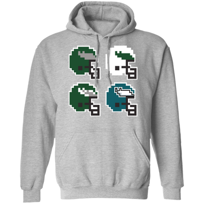 Philly Tecmo Evolution Adult Pullover Hoodie