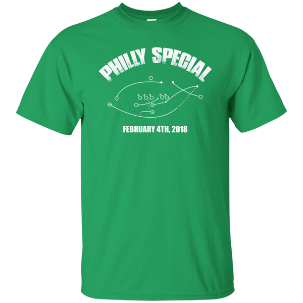 Philly Special Adult T-Shirt - Generation T