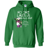 No One Like Us Birds Inspired Pullover Hoodie