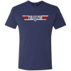 Philly Top Gun Next Level Men's Tri-Blend Tee - Generation T