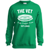 Retro The Vet Youth Crewneck Sweatshirt