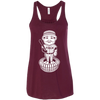 The Baseball Bobblehead Bella+Canvas Flowy Racerback Tank - Generation T