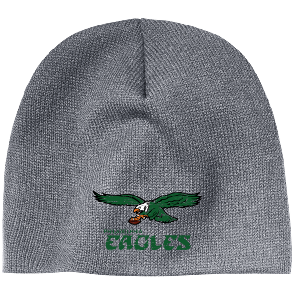 Retro Philadelphia Eagles Inspired 100% Acrylic Beanie