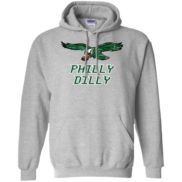 Philly Dilly Pullover Hoodie