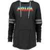 Prism TV Ladies Hooded Low Key Pullover