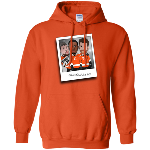 This Is Us Philly Hockey Inspired Pullover Hoodie