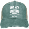 Retro The Vet Philadelphia Embroidered Ollie Cap