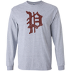 Retro Philadelphia Baseball Long Sleeve T-Shirt