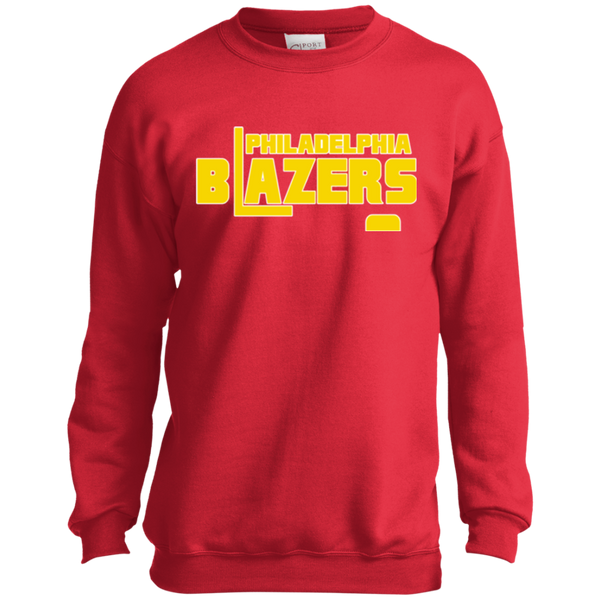 Philadelphia Blazers Youth Crewneck Sweatshirt