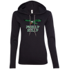 Philly Dilly Ladies' Long Sleeve T-Shirt Hoodie - Generation T