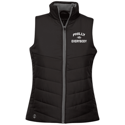 Philly vs. Everybody Ladies' Quilted Vest - Generation T