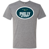 Philly Blount Inspired Men's Triblend T-Shirt - Generation T