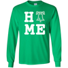 Philly Is Home Football Edition Youth Long Sleeve T-Shirt