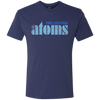 Retro Philadelphia Atoms Soccer Men's Triblend T-Shirt