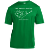 The Philly Special Youth Moisture-Wicking T-Shirt