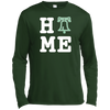 Philly Is Home Football Edition Long Sleeve Moisture Absorbing T-Shirt