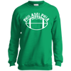Philadelphia Football Youth Crewneck Sweatshirt - Generation T