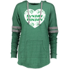 Sunday Funday Philly Ladies Hooded Low Key Pullover