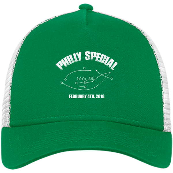 Philly Special New Era® Snapback Trucker Cap - Generation T