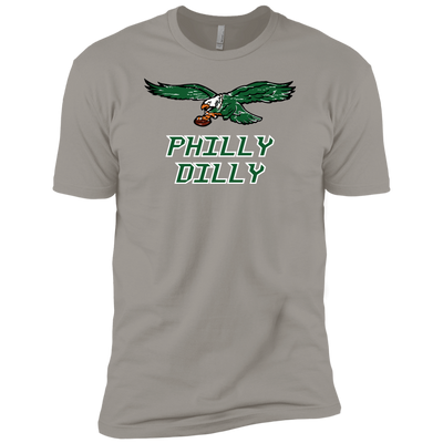 Philly Dilly Next Level Boys' Cotton T-Shirt - Generation T