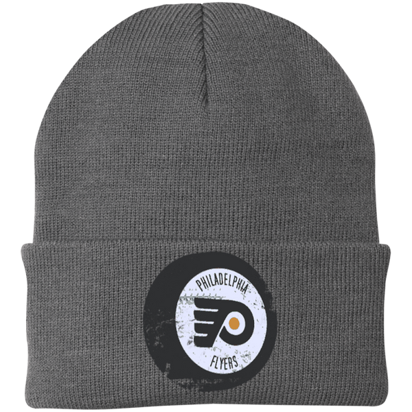 Philly Hockey Inspired One Size Fits Most Knit Cap - Generation T