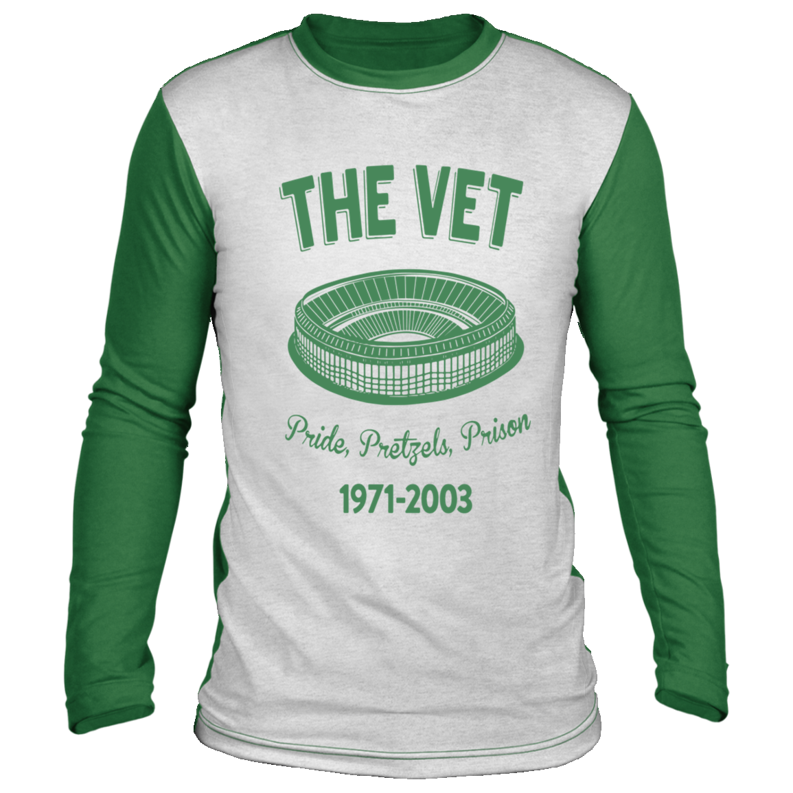 The Vet Ugly Christmas 'sweater' Long Sleeve